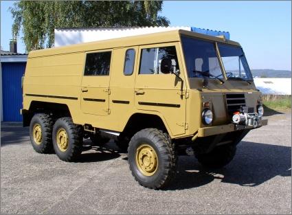 Classic Unimogs For Sale 1975 Ex Swedish Military Volvo C304 Tgb